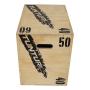 Plyometrická bedna dřevěná TUNTURI Plyo Box uhel