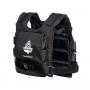 Zátěžová vesta DBX BUSHIDO krátká 1-18 kg