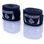 Boxerské omotávky - bandáže DBX BUSHIDO černé