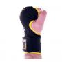 Gelové rukavice DBX BUSHIDO žluté strana