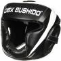 Boxerská helma DBX BUSHIDO černo-bílá 1