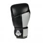 Boxerské rukavice kožené DBX BUSHIDO ARB-431 šedé single