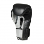 Boxerské rukavice kožené DBX BUSHIDO ARB-431 šedé spodek