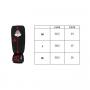 Chrániče holení a nártu DBX BUSHIDO ARP-2107 černé rozměry