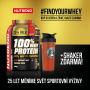 NUTREND 100% Whey Protein 2820 g + shaker ZDARMA! shaker