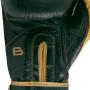 Boxerské rukavice kůže Royal BAIL černé detail 1