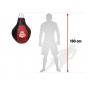 Boxovací hruška DBX BUSHIDO WH30 rozměry