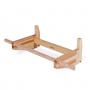 Dřevěná hrazda na ribstole Fitham_07