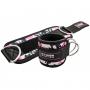 Kotníkové adaptéry Ankle Straps Camo POWER SYSTEM růžová