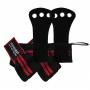 Mozolníky Cross Fit Grips POWER SYSTEM červené pár