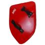 Rytířský štít - Erb BAIL 65 cm červený zezadu