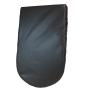 Rytířský štít - oblý 60 cm BAIL černý