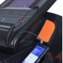 Běžecký pás HouseFit SPIRO 30 - reproduktory