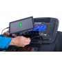 Běžecký pás Spiro 80 iRun USB pro nabíjení tabletu