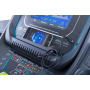 Běžecký pás Housefit Spiro 90 iRun možnost připojení mp3