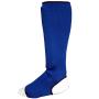 Elastické chrániče holeň - nárt BAIL modrá