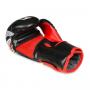 Boxerské rukavice - dětské DBX BUSHIDO ARB-407 6 oz. červená ležící