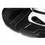 Boxerské rukavice DBX BUSHIDO ARB-431 bílé detail