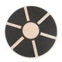 Balanční deska - dřevěná YATE zeshora