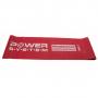 Posilovací guma Flat Stretch Band POWER SYSTEM  level 2