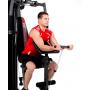 Posilovací věž  Hammer_Ferrum_TX2 cvik biceps 2