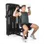 Posilovací lavice s kladkou FINNLO MAXIMUM Dual ChestShoulder tlak na ramena
