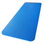 Podložka Fitness Mat POWER SYSTEM modrá šikmá