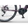 MATTA MX-I tmavě fialová motor