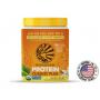 SUNWARRIOR protein plus 375 g - vanilka