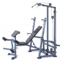 Posilovací lavice na bench press TrinFit FX7 komlet II_06