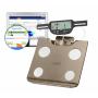 Osobní digitální váha bc-601 gold + gmon