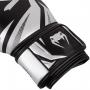 VENUM boxerské rukavice Challenger 3.0 černé stříbrné omotávka