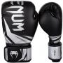 VENUM boxerské rukavice Challenger 3.0 černé stříbrné