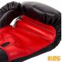 VENUM dětské boxerské rukavice Contender Kids černé červené inside
