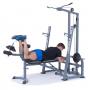 Posilovací lavice na bench press Posilovací lavice s kladkou TRINFIT FX7 cviky_06