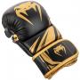 MMA sparring rukavice Challenger 3.0 černé zlaté VENUM single