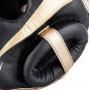 Chránič hlavy Elite černý zlatý VENUM uši
