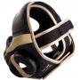 Chránič hlavy Elite černý zlatý VENUM spodek