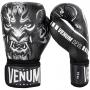 Boxerské rukavice Devil bílé černé VENUM pair