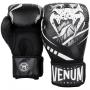 Boxerské rukavice Devil bílé černé VENUM pari 1