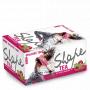 PROM-IN Čaj Shape Tea - Spalovač tuků 30 g malina