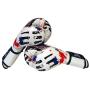 BAIL boxerské rukavice Tricolor, PU side