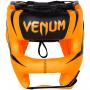 Chránič hlavy Elite Iron VENUM oranžový předek