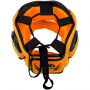 Chránič hlavy Elite Iron VENUM oranžový vršek 1