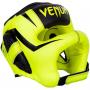 Chránič hlavy Elite Iron VENUM žlutý pohled