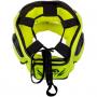 Chránič hlavy Elite Iron VENUM žlutý vršek