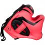 Chránič hlavy Elite Iron VENUM růžový side