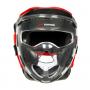 Boxerská helma ARH-2180 DBX BUSHIDO forward