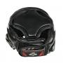 Boxerská helma ARH-2180 DBX BUSHIDO zeshora