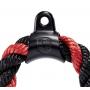 Tricepsové lano - krátké HARBINGER detail úchyt